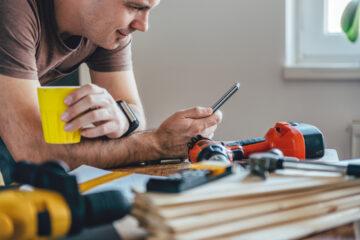 Outils de bricolage connectés